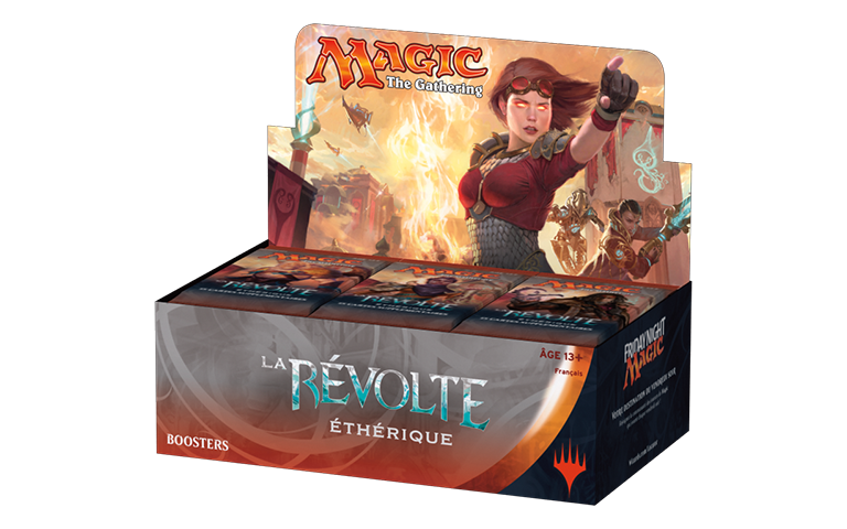 Draft Nouvelle Extension : Aether Revolt